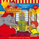 Folge 112: Die Elefantenkönigin/Benjamin Blümchen