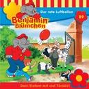Folge 89: Der rote Luftballon/Benjamin Blümchen