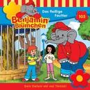 Folge 105: Das fleißige Faultier/Benjamin Blümchen