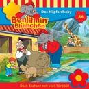 Folge 86: Das Nilpferdbaby/Benjamin Blümchen