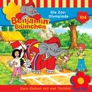 Folge 104: Die Zoo-Olympiade/Benjamin Blümchen