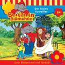 Folge 84: Der kleine Ausreißer/Benjamin Blümchen