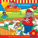Folge 94: Der Streichelzoo/Benjamin Blümchen