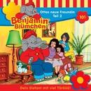 Folge 101: Ottos neue Freundin - Teil 2/Benjamin Blümchen