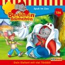 Folge 136: Spuk im Zoo/Benjamin Blümchen
