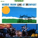 Live At Newport/Herbie Mann