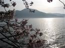 湖に浮かぶ水精/西川進