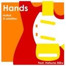 Hands/Haltak @ satellites