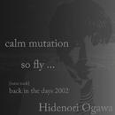 calm mutation / so fly ... / back in the days 2002/Hidenori Ogawa
