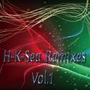 H-K-Sea Remixes Vol.1/Various Artists