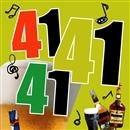 414141(配信限定パッケージ)/SEARCH feat. CHARISMA ZOMBIE