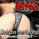 Much Love from Dancehall ~ MINIMUM32 REMIX(配信限定パッケージ)/EAZZY RED TIGER