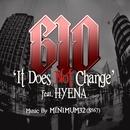 It Dose Not Change Feat.HYENA(配信限定パッケージ)/GIO