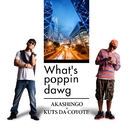 What's poppin dawg feat.KUTS DA KOYOTE(配信限定パッケージ)/AKASHINGO