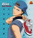 Alive(アニメ「テニスの王子様」)/宍戸 亮