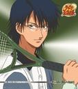 THE BEST OF RIVAL PLAYERS X Yushi Oshitari(アニメ「テニスの王子様」)/忍足侑士