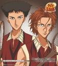 THE BEST OF RIVAL PLAYERS XV Harukaze Kurohane & Hikaru Amane(アニメ「テニスの王子様」)/黒羽春風&天根ヒカル