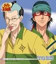 THE BEST OF RIVAL PLAYERS XXXII Koharu Konjiki & Yuji Hitouji(アニメ「テニスの王子様」)/金色小春&一氏ユウジ