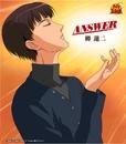 ANSWER(アニメ「テニスの王子様」)/柳 蓮二