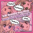 R-15 Character Song Album team:HIRAMEKI▽/R15▽