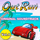 アウトラン オリジナルサウンドトラック Vol.1/SEGA