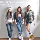 Brand New World/ry-moon