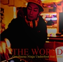 THE WORLD/Gandharaz Ninja Underfoot feat Reks