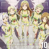 THE IDOLM@STER LIVE THE@TER HARMONY 10
