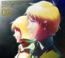 『機動戦士ガンダム THE ORIGIN』オリジナルサウンドトラック portrait 02/服部隆之
