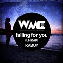 falling for you (feat. HIKARI)/KAMUY