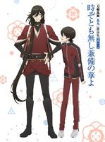 TVアニメ「刀剣乱舞-花丸-」歌詠集 其の三