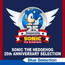 25th Anniversary Selection - Blue Selection/Sonic The Hedgehog