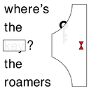 where's the key?/THE ROAMERS