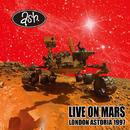 LIVE ON MARS LONDON ASTORIA 1997/ASH