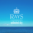 unlimited sky/RAYS