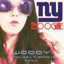 N.Y.B. monolog & T-Groove remix/WODDYFUNK
