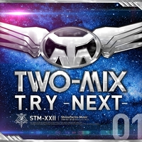 T.R.Y?NEXT?/TWO-MIX
