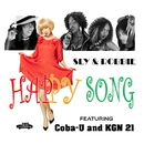 HAPPY SONG feat Coba-U and KGN21/SLY&ROBBIE