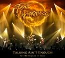 TALKING AIN'T ENOUGH - FAIR WARNING LIVE IN TOKYO/Fair Warning
