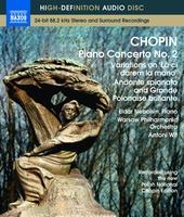 ショパン: ピアノ協奏曲第2番/「ドン・ジョヴァンニ」の「お手をどうぞ」による変奏曲/他