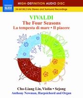 ヴィヴァルディ: ヴァイオリン協奏曲「四季」/他