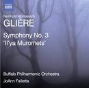グリエール: 交響曲 第3番 ロ短調 Op.42「イリヤ・ムーロメツ」