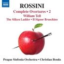 ロッシーニ: 序曲全集 第2集/プラハ・シンフォニア管弦楽団/クリスティアン・ベンダ(指揮)