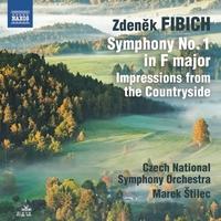 フィビヒ: 管弦楽作品集