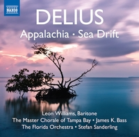 ディーリアス: アパラチア/海流
