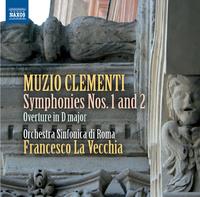 クレメンティ: 交響曲第1番/第2番/他