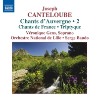 カントルーブ: オーヴェルニュの歌 第2集