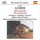 グリーディ: サルスエラ「農場」/ビルバオ・コラール・ソサエティ/ビルバオ交響楽団/フアン・ホゼ・メナ(指揮)/ゴルカ・シエラ(合唱指揮)