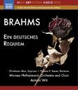 ブラームス: ドイツ・レクイエム Op.45/クリスティーネ・リボー(ソプラノ)/トーマス・バウアー(バリトン)/ワルシャワ・フィルハーモニー合唱団/ワルシャワ・フィルハーモニー管弦楽団/アントニ・ヴィト(指揮)