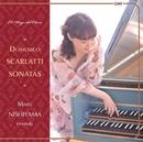 ドメニコ・スカルラッティ: ソナタ集 鍵盤の魔術師/西山まりえ(ハープ)
